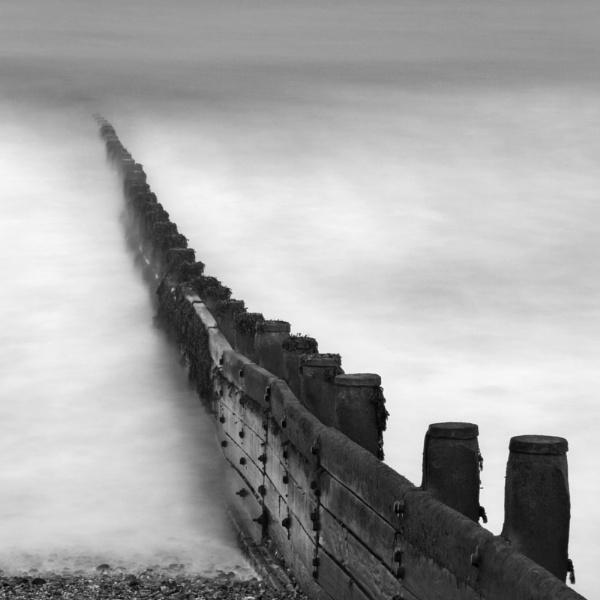 Cromer Groyne, Norfolk by DaveTurner