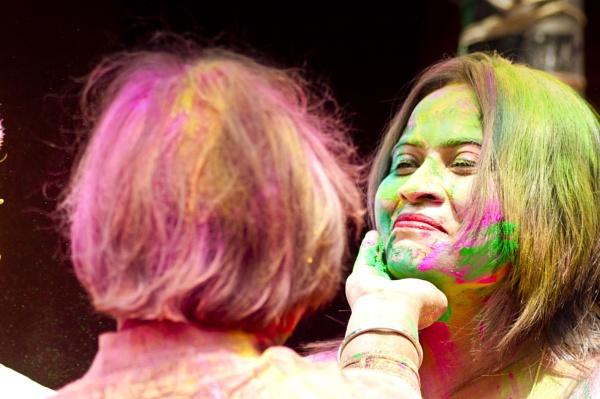 The festival of colours .. by prabirsenuk