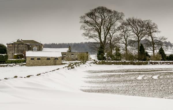 Snow Drift by Fotomanic1