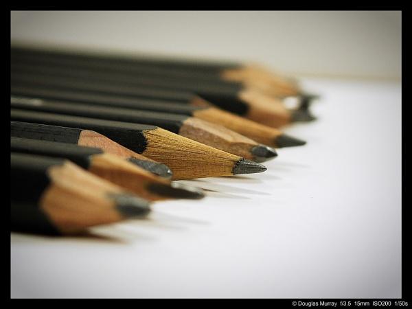 Pencils by buddiePhotographer