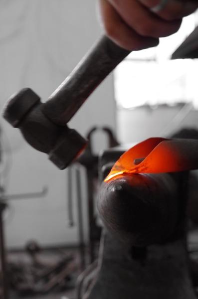 Iron lily by Garay
