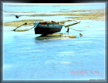 East African Fishing Boat