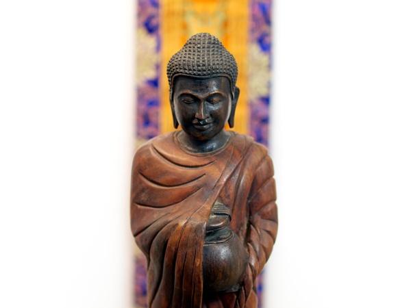 Buddha by victorburnside