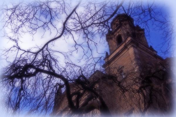 St. Cuthbert\'s Church, Edinburgh by Taff