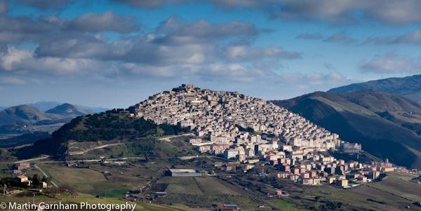 Mountain Town by garnham123