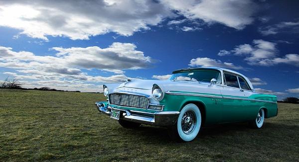 1956 Chrysler 'New Yorker'
