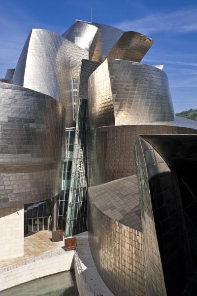 Bilbao Guggenheim by nworb