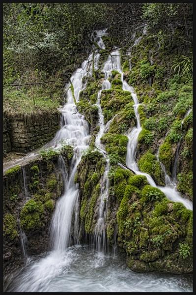 Watherfall in Garda by Roadracoon