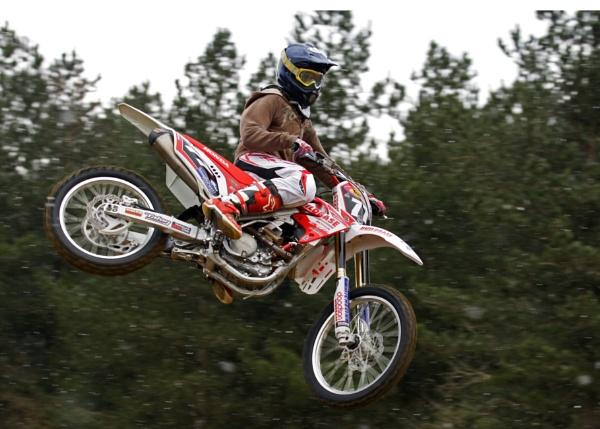 Moto Cross by Goodley
