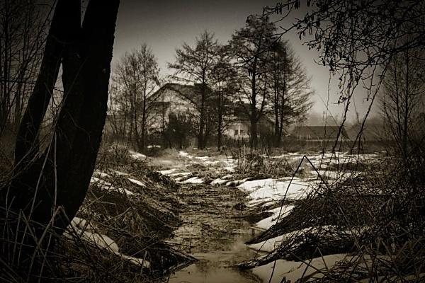 somewhere in Poland by atenytom