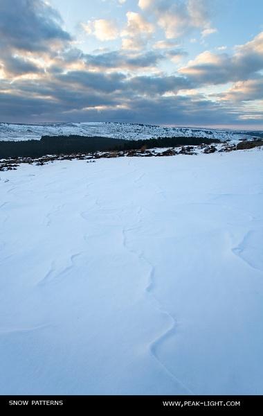 Snow Patterns by martinl