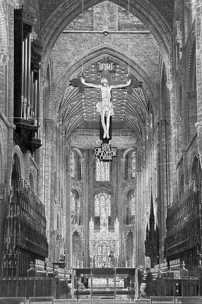 Crucifix (mono) by Blakey_Boy