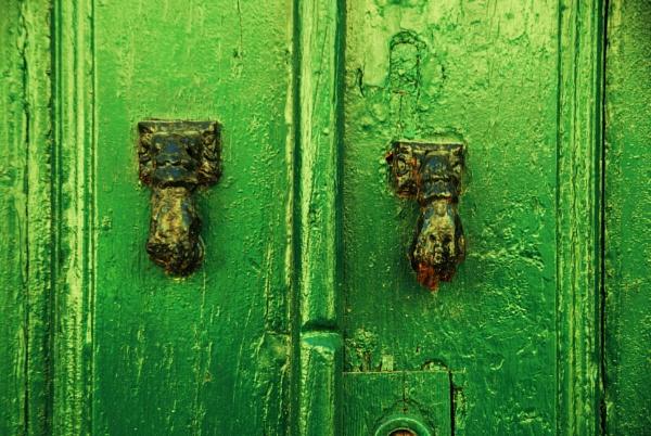 Knock Knock! by Chinga