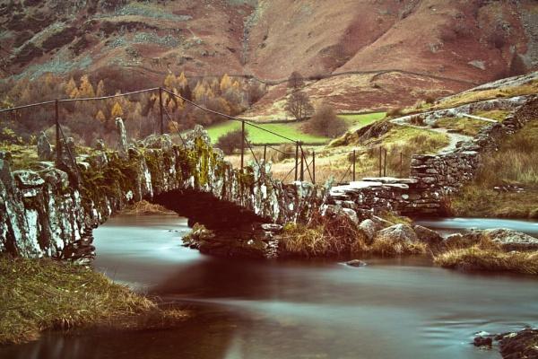 Slaters Bridge by Juditha