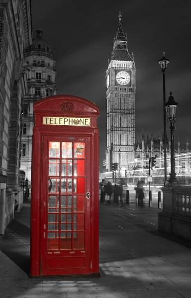 Allo, London\'s calling!! by DiazSprite