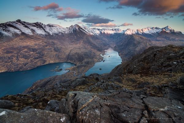 Sgurr Na Stri Sunrise by jamesgrant