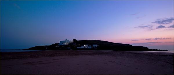 Burgh Island Devon by Johno450