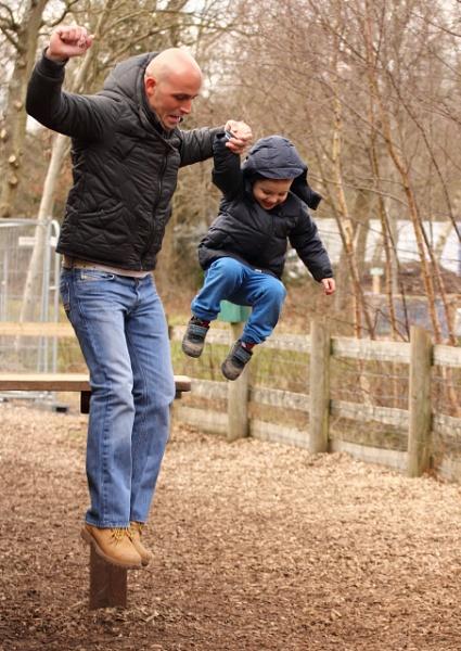 Like father .like son by vickylou