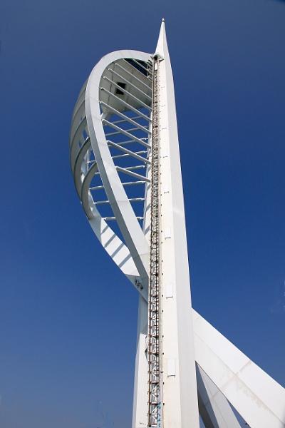 Portsmouth\'s Spinnaker Tower by oaklea