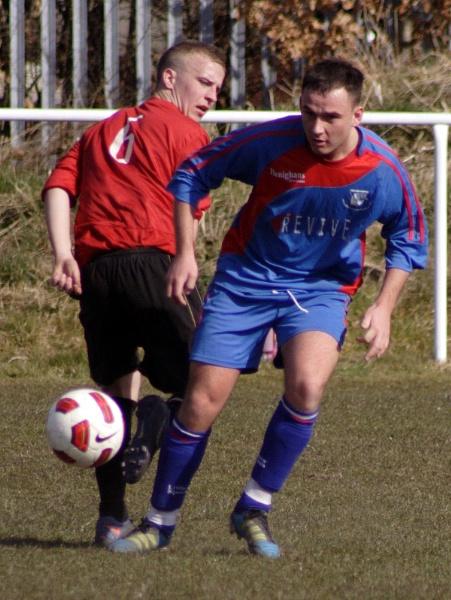 Amateur Football. by francisg
