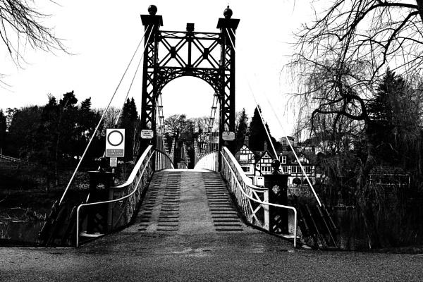 Iron bridge shrewsbury by prin