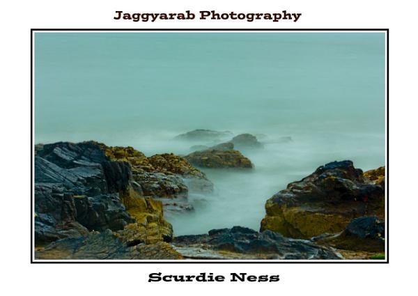 Scurdie Ness by jaggyarab