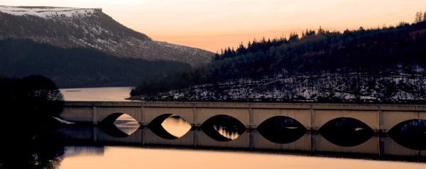 The Ladybower Reservoir by Mrsbass