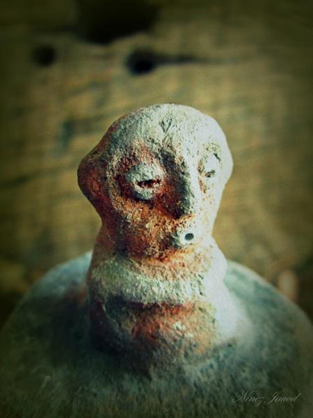 Man in clay by 9z