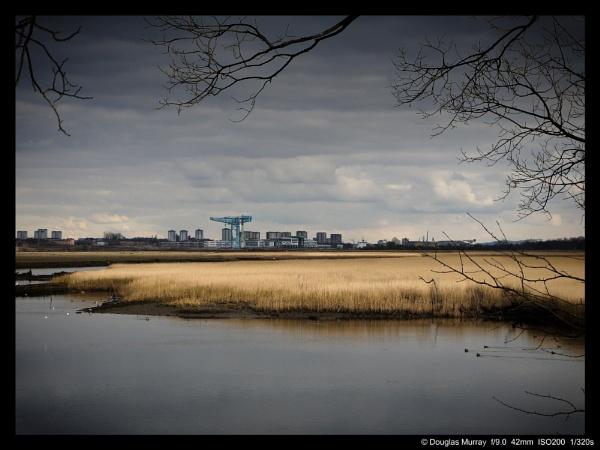 Titan Crane, Clydebank, Scotland by buddiePhotographer