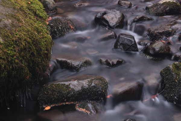 Slow water by hodgy73
