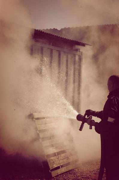 No smoke without fire by ManthaTog