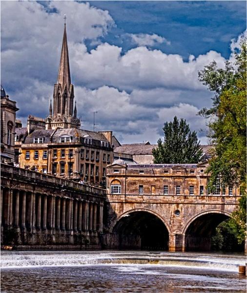 Bath View by Hoffy