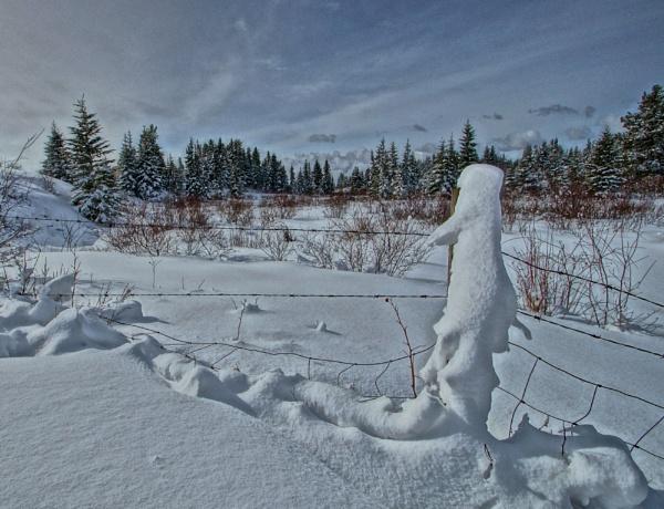 Snowline by A_Harrison