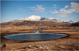 Loch Coire nan Cnamh