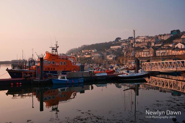 Newlyn Dawn by CHRISB911