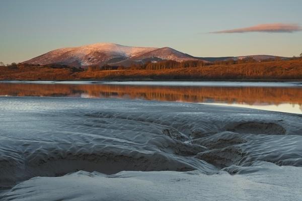 Muddy sunrise by mikeyham
