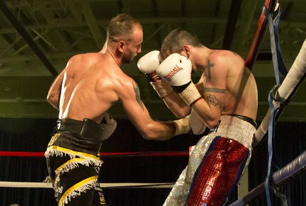 Boxing K2 Crawley by f1reblade99