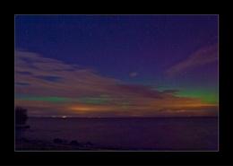 St Patrick's Night - Green lights!