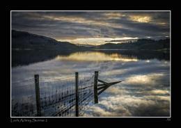Loch Achray Sunrise 2