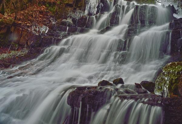 Cleddon Falls Llandogo