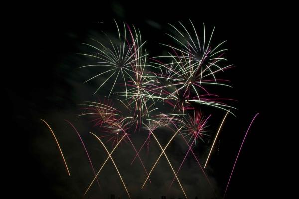 Fireworks by stevegilman