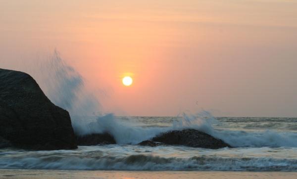 Sunset by pingreek