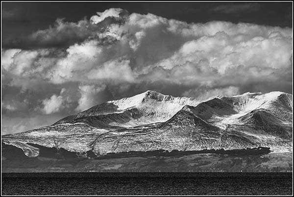 Mountains of Arran by Nothern_Licht