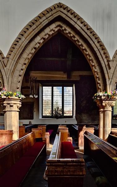 Bedale church window 3 by xwang