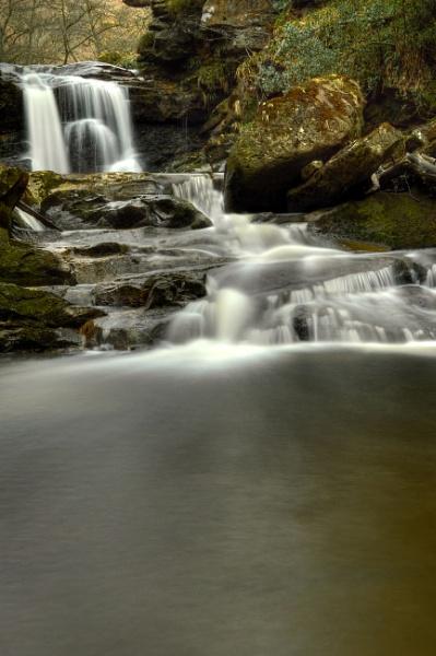 Water Ark Foss, Goathland by stephenscott