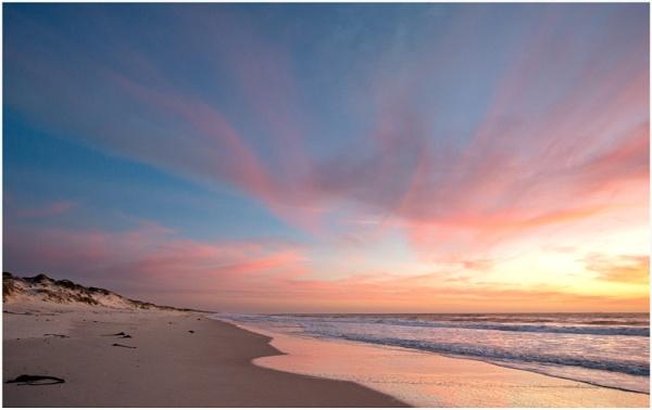 Draaihoek beach by accipiter