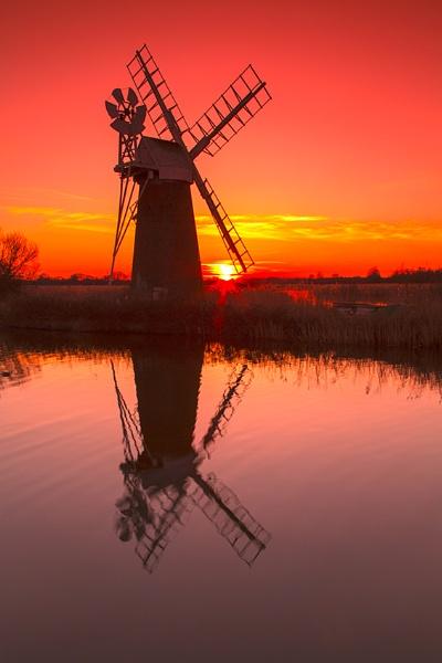Turf Fen Mill by RichieL