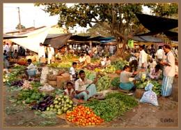 Village Vegetable Market...III