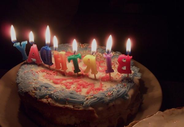 Back To Front Birthday by maryatsix