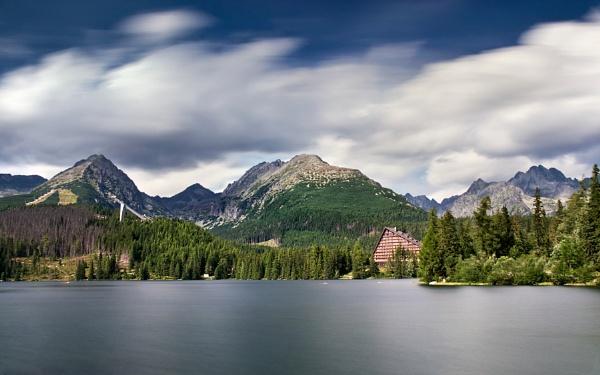 Strbske Pleso, Slovakia by bart_hoga